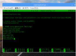 RealVNCでWindowsからRaspberry Pi Zero Wにリモート接続&Sambaでファイル共有