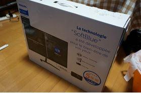 PHILIPS(フィリップス)の226E7EDAB/11、21.5型液晶ディスプレイを買ってみた