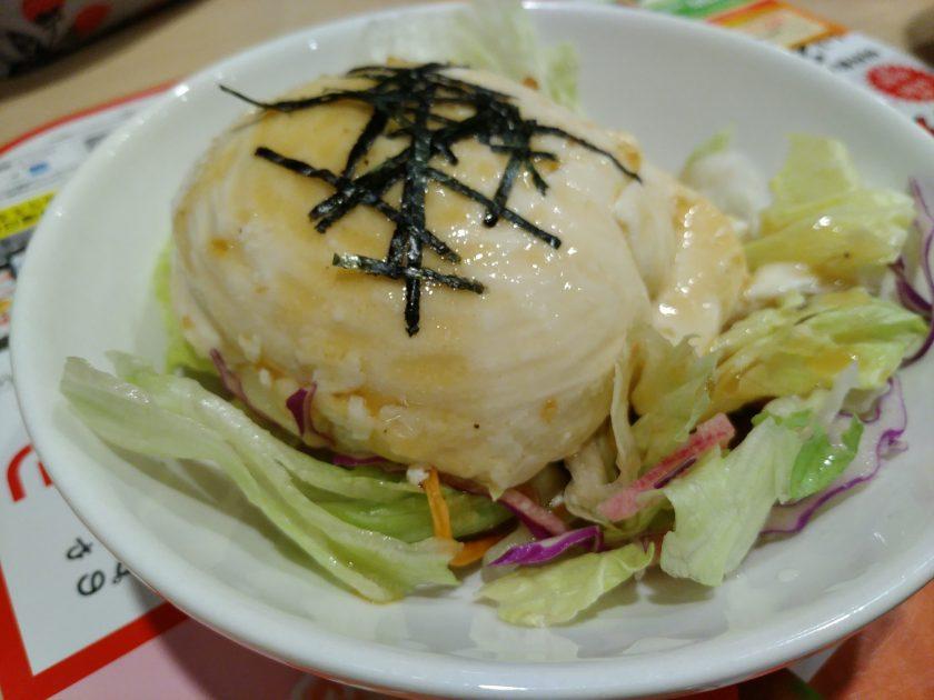 これはガストで撮った豆腐サラダ。豆腐大好きw