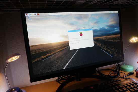 画面の指示に従ってNextを押下。