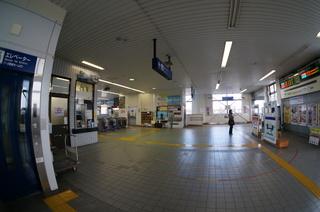 東武東上線の森林公園駅