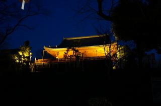 上野の清水観音堂