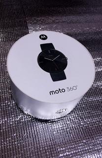 Android Wear Moto360 Smart Watchの外装
