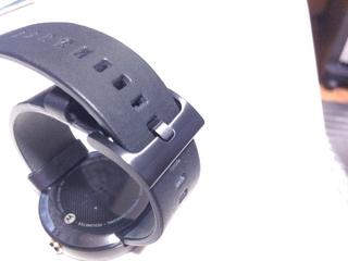 Android Wear Moto 360 Smart Watchのバンド部分