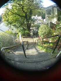 板橋区、前野町付近