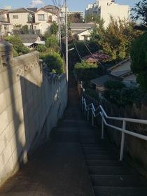 上板橋から中台付近を散歩している時の風景