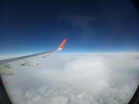 成田空港からLCCのジェットスターで大分空港を目指す