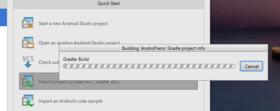 Path is D~の内容通りにパスを作ってgoogle_play_services_libを放り込むとエラー発生せず