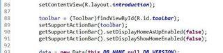 support-v7 toolbarの使い方